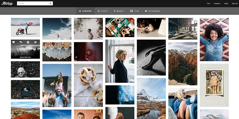 stocksy-stock-photo-agency-homepage
